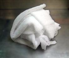 Scrap polyester