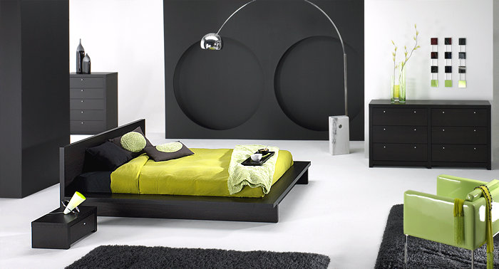 Contemporary Bedroom set from foamorder.com