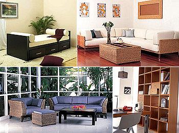 Outdoor Furniture from Jovem Guarda