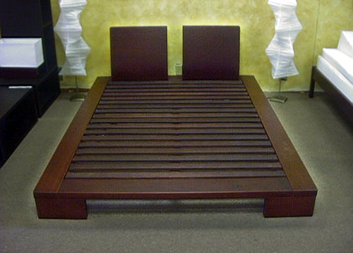 Japanese platform bed frame plans - Japanese bed frame designs ...