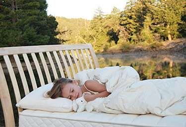 Our Deluxe Organic Mattress