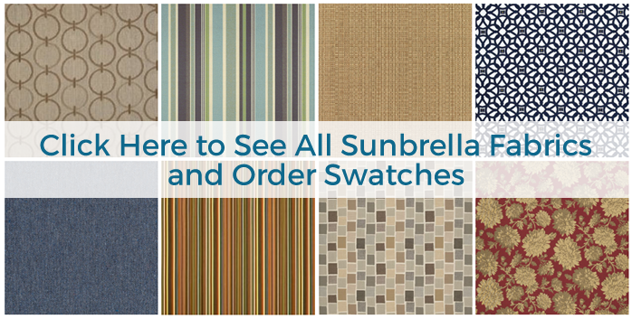 Sunbrella Swatches