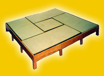 matching tatami nightstands for tatami bed furniture