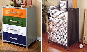 Awesome Locker Style Bedroom Furniture Images - Decorating Design ...