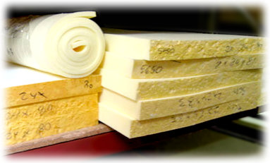 Upholstery Foam & Supplies.