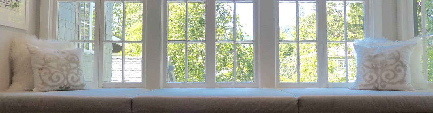 Custom & Replacement Bay Window Cushions