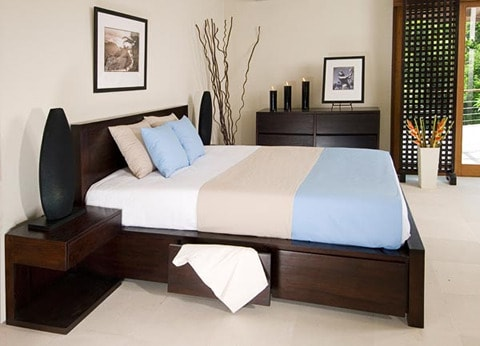 Del Rey Bed