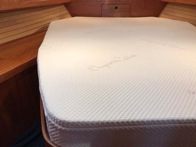 Boat Mattress Marine Mattress V Berth Mattress Sail