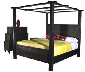 Madera Canopy Bed