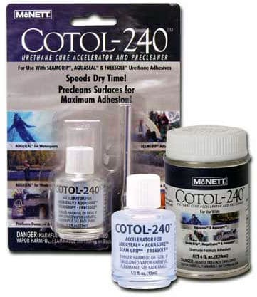 Cotol-240™ Cleaner and Cure Accelerator