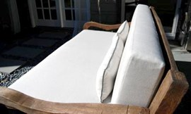 Attractive Custom Bench Cushions