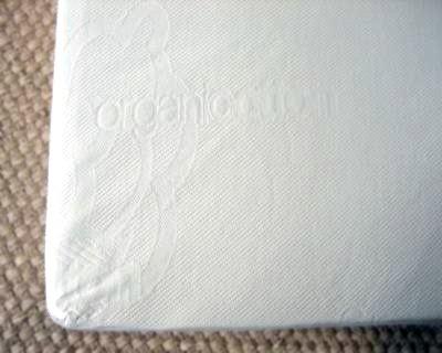 Organic Mattress Cover