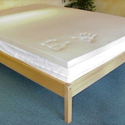 memory foam bed pad Memory Foam Mattress Toppers | FoamOrder memory foam bed pad