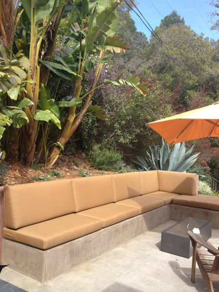 Patio Furniture Cushions Outdoor Foam Mattress
