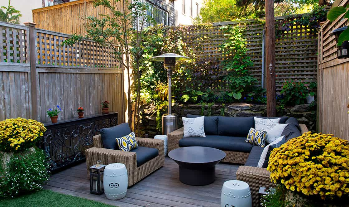 Best Materials for Patio Furniture
