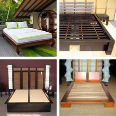 japanese platform beds