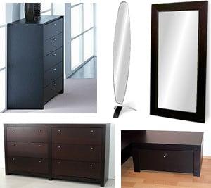 Del Mar matching furniture